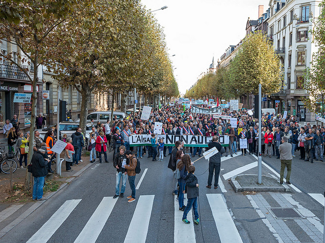 Manif contre GCO samedi 15 octobre 2016 – photo Pascal R (11)