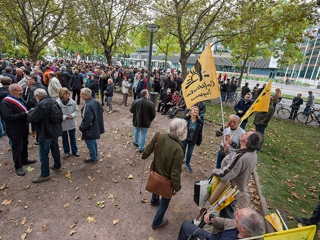 Manif contre GCO samedi 15 octobre 2016 – photo Pascal R (2)